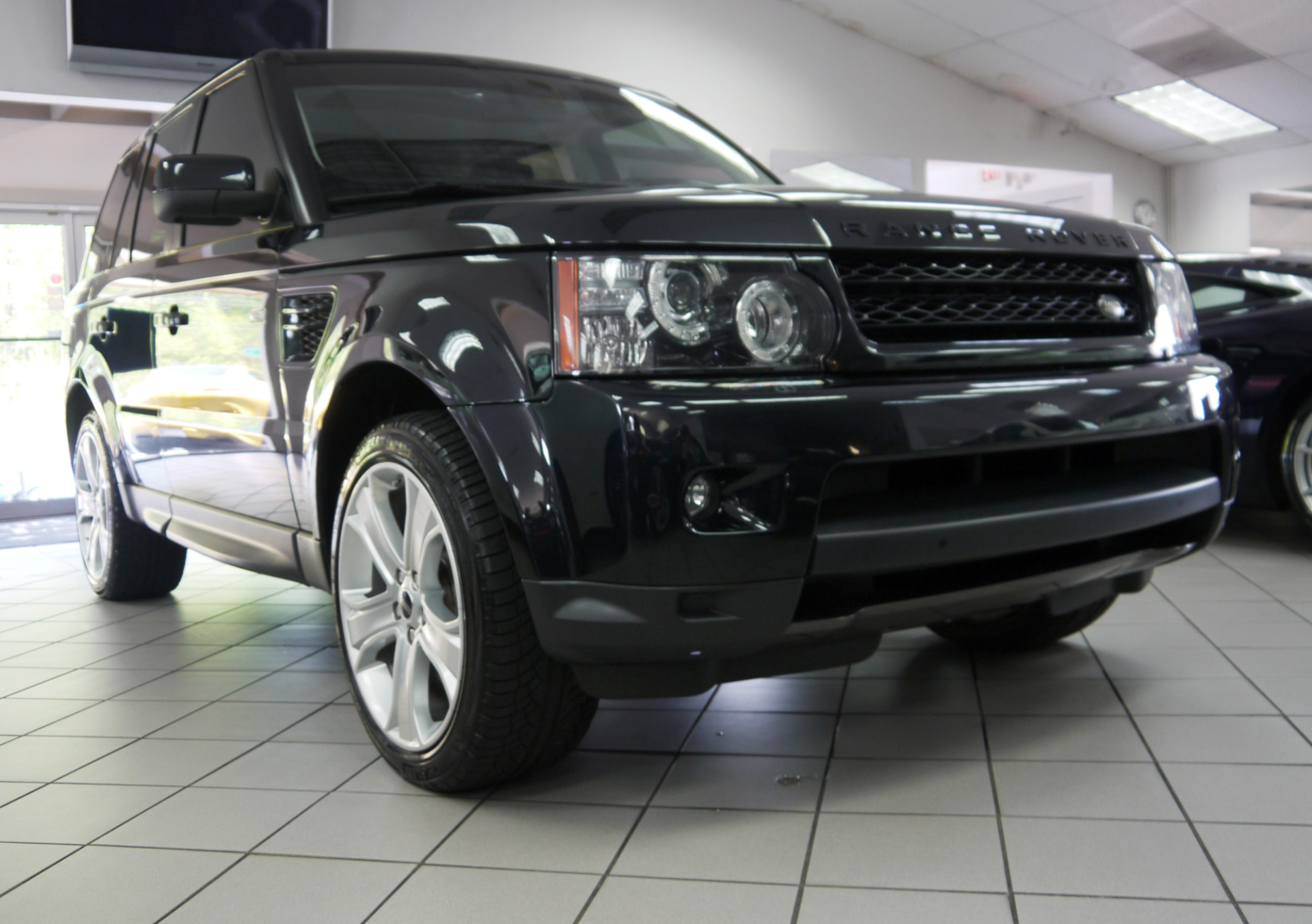 used 2012 land rover range rover sport hse marietta ga. Black Bedroom Furniture Sets. Home Design Ideas