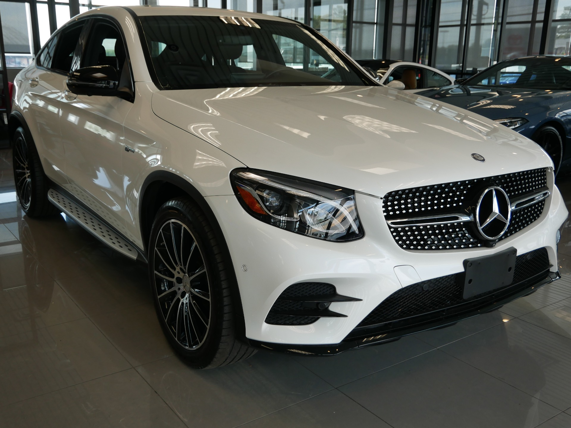2017 Mercedes-Benz GLC GLC 43 AMG Coupe
