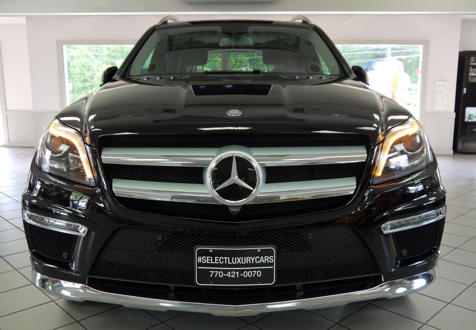Used 2016 mercedes benz gl class gl550 marietta ga for Mercedes benz gl550 used
