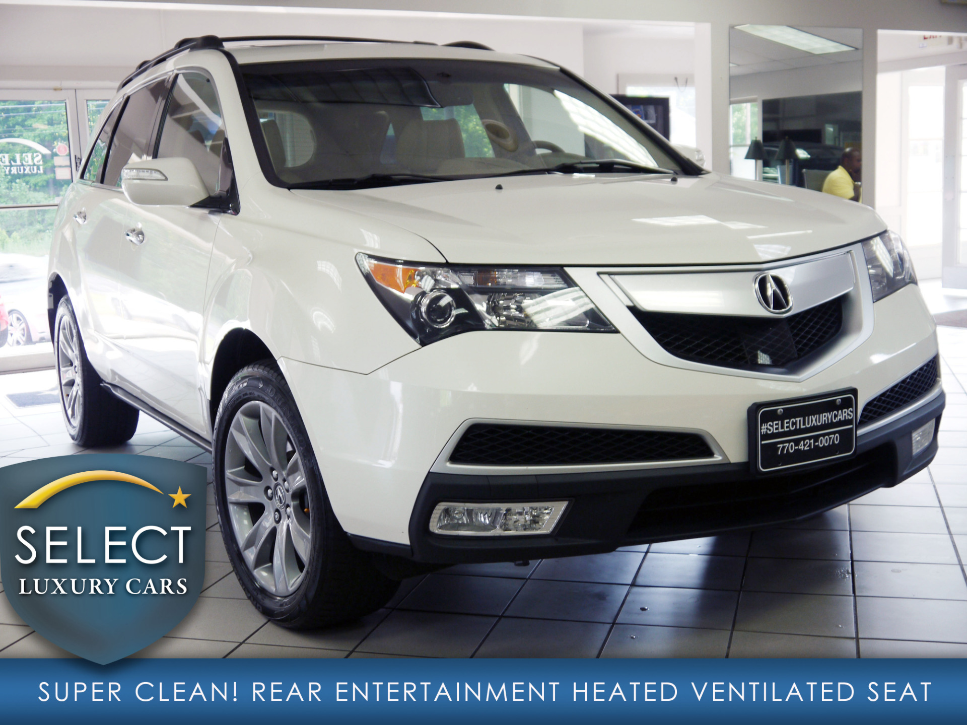 acura first mdx drive advance tv awd testdriven package