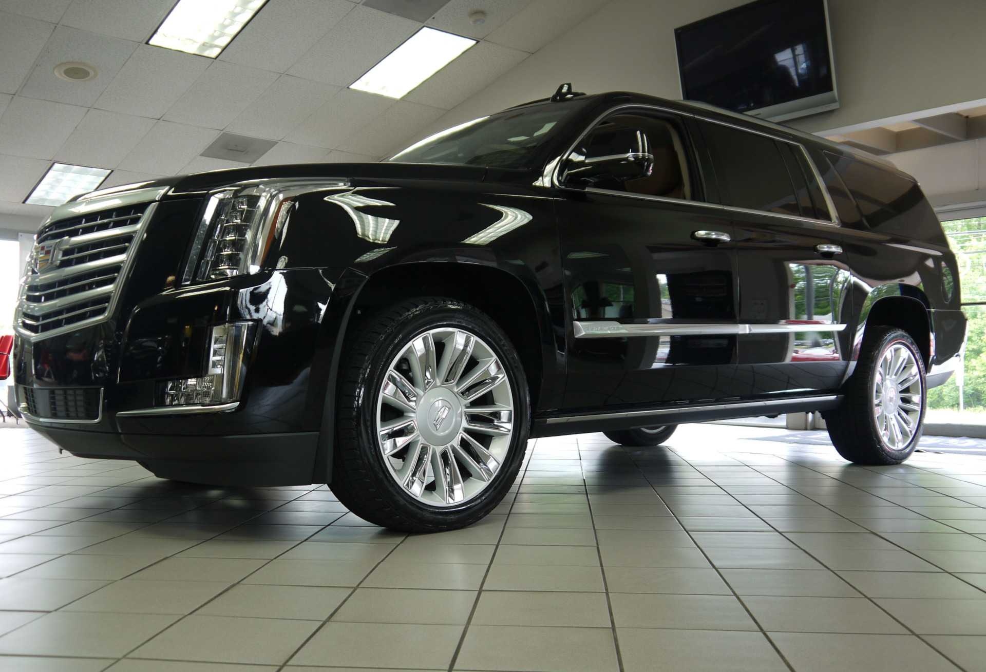 Used 2015 Escalade For Sale >> Used 2015 Cadillac Escalade ESV Platinum Edition | Marietta, GA