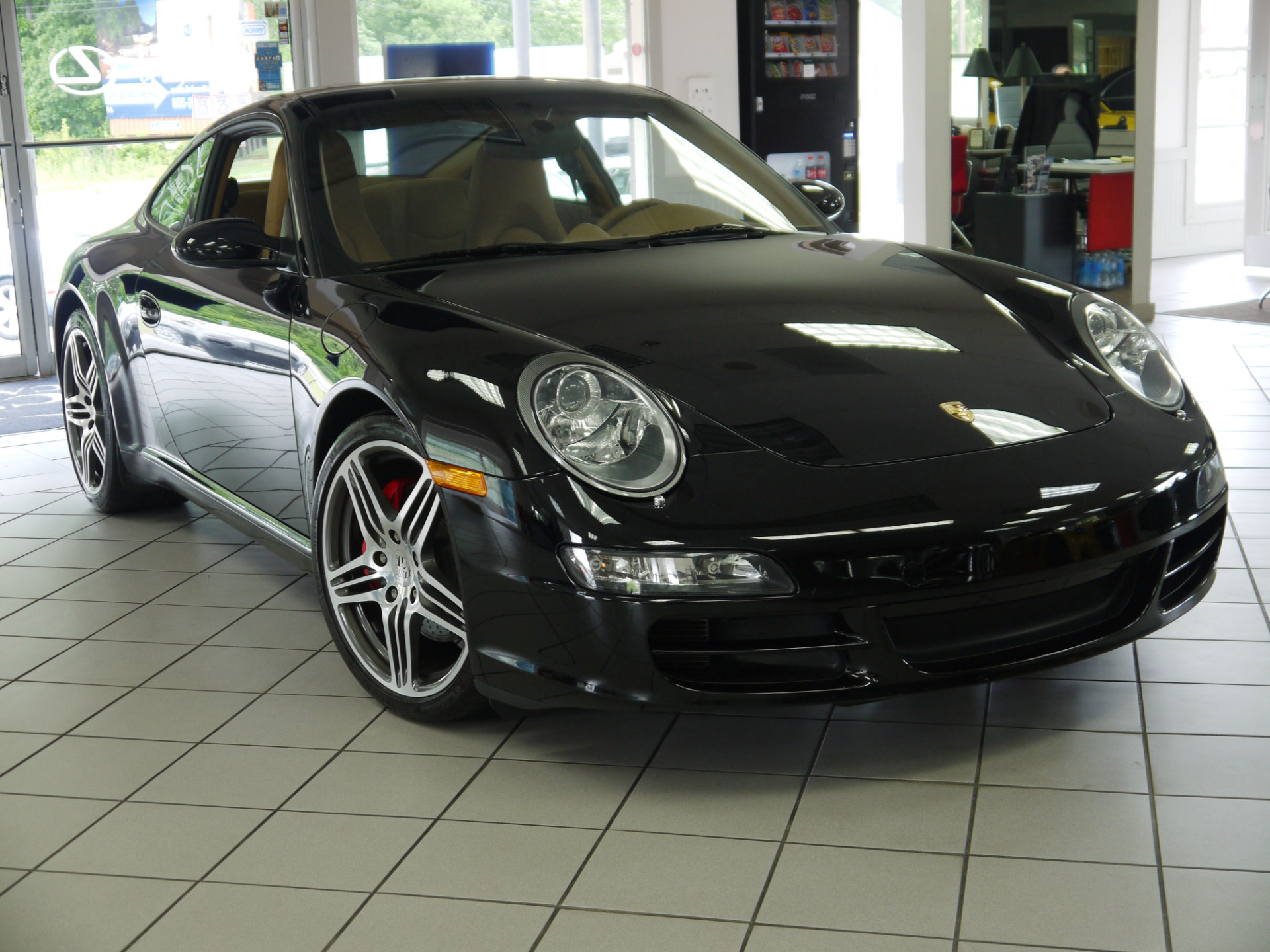 used 2008 porsche 911 carrera s marietta ga. Black Bedroom Furniture Sets. Home Design Ideas
