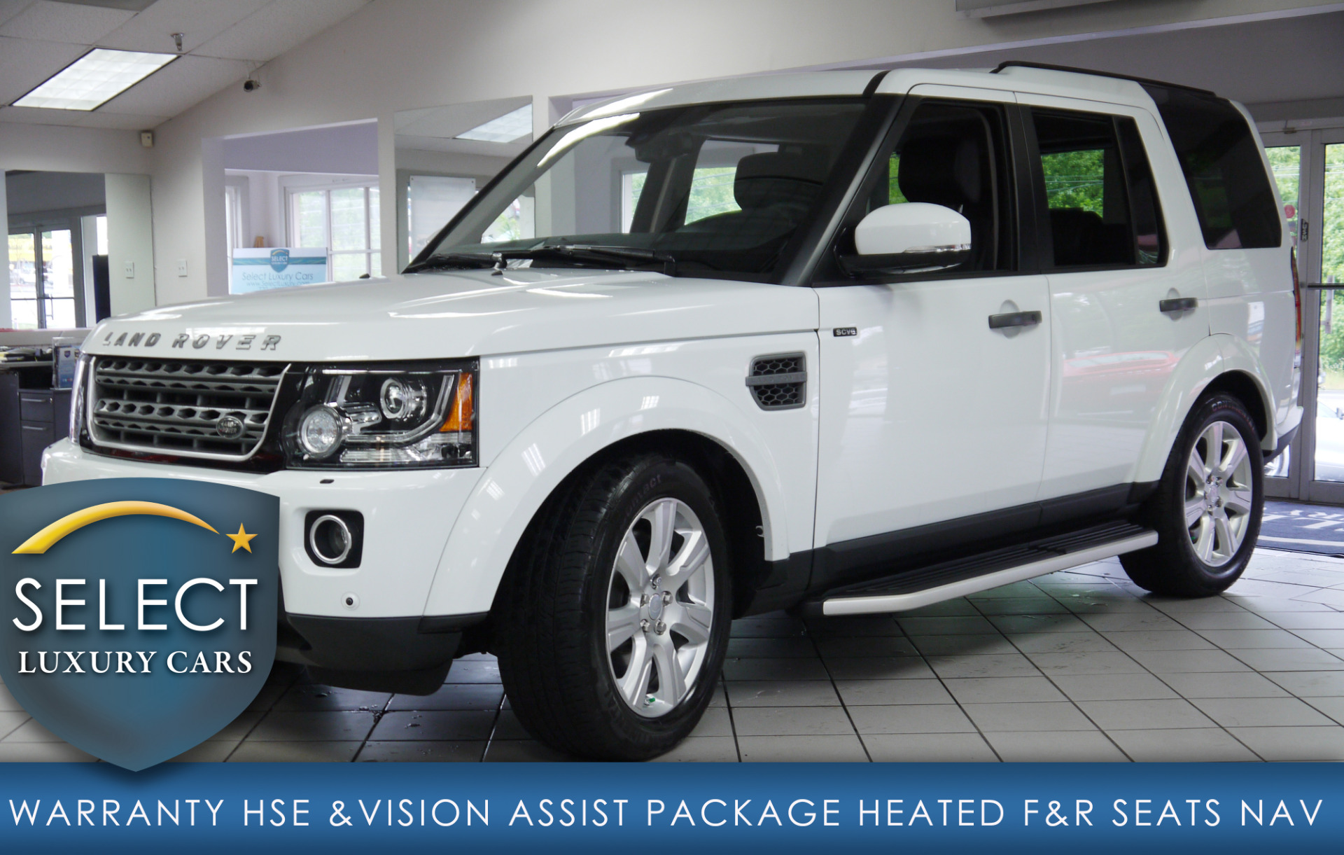 used 2015 land rover lr4 hse marietta ga. Black Bedroom Furniture Sets. Home Design Ideas