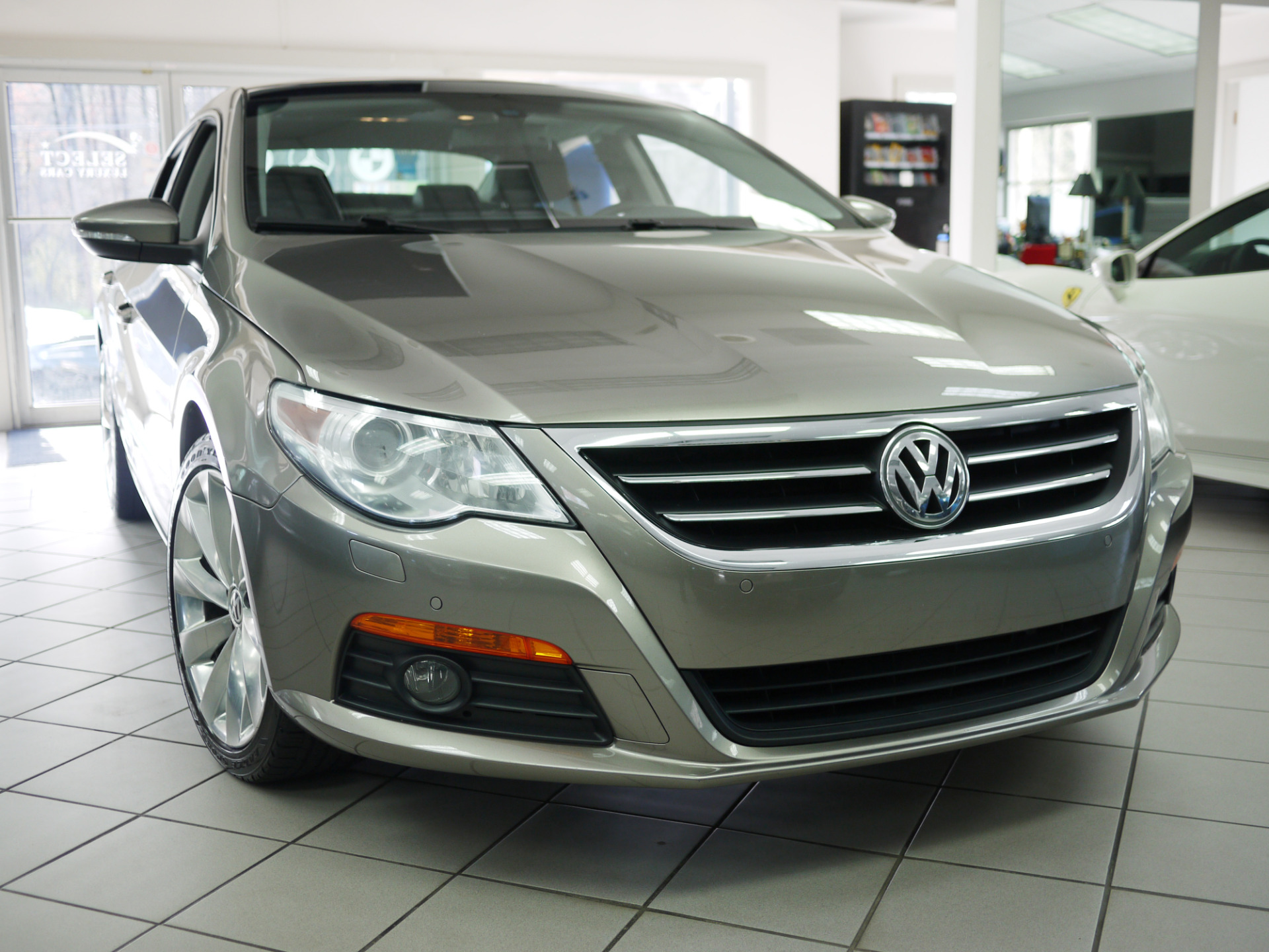 used 2012 volkswagen cc vr6 executive marietta ga. Black Bedroom Furniture Sets. Home Design Ideas