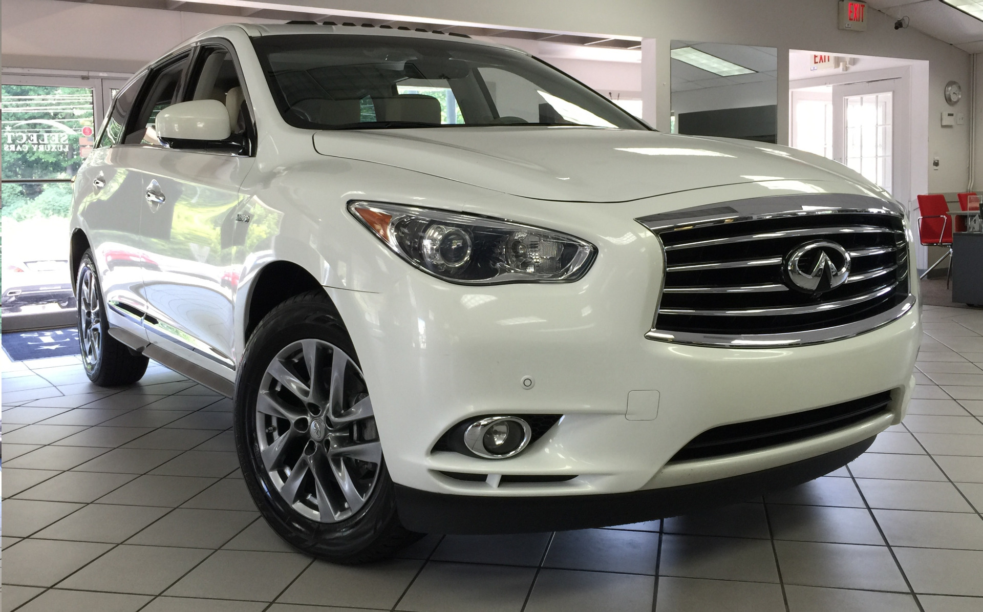 used 2014 infiniti qx60 hybrid marietta ga. Black Bedroom Furniture Sets. Home Design Ideas