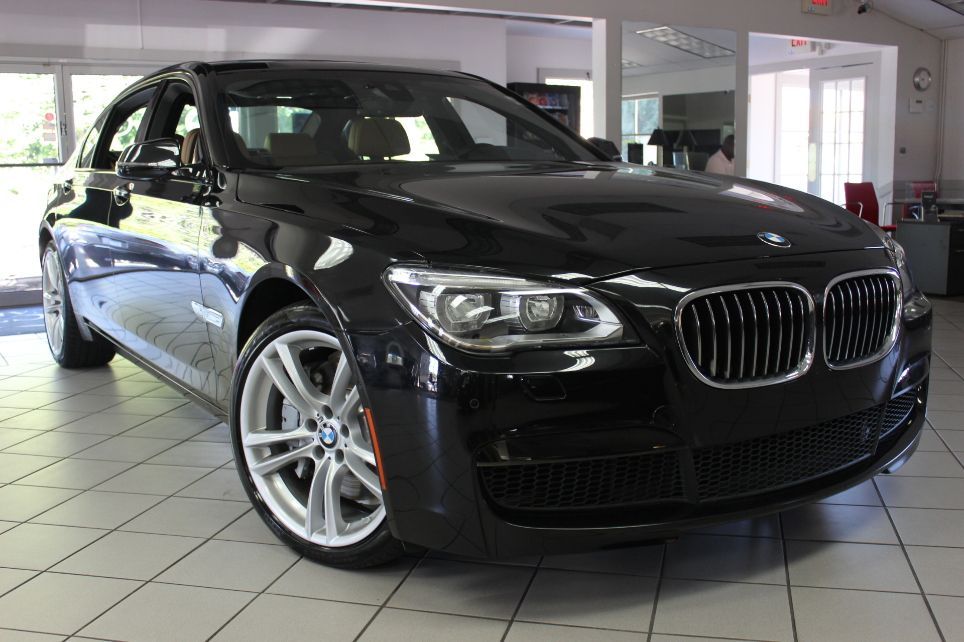 used 2013 bmw 7 series 750li marietta ga. Black Bedroom Furniture Sets. Home Design Ideas