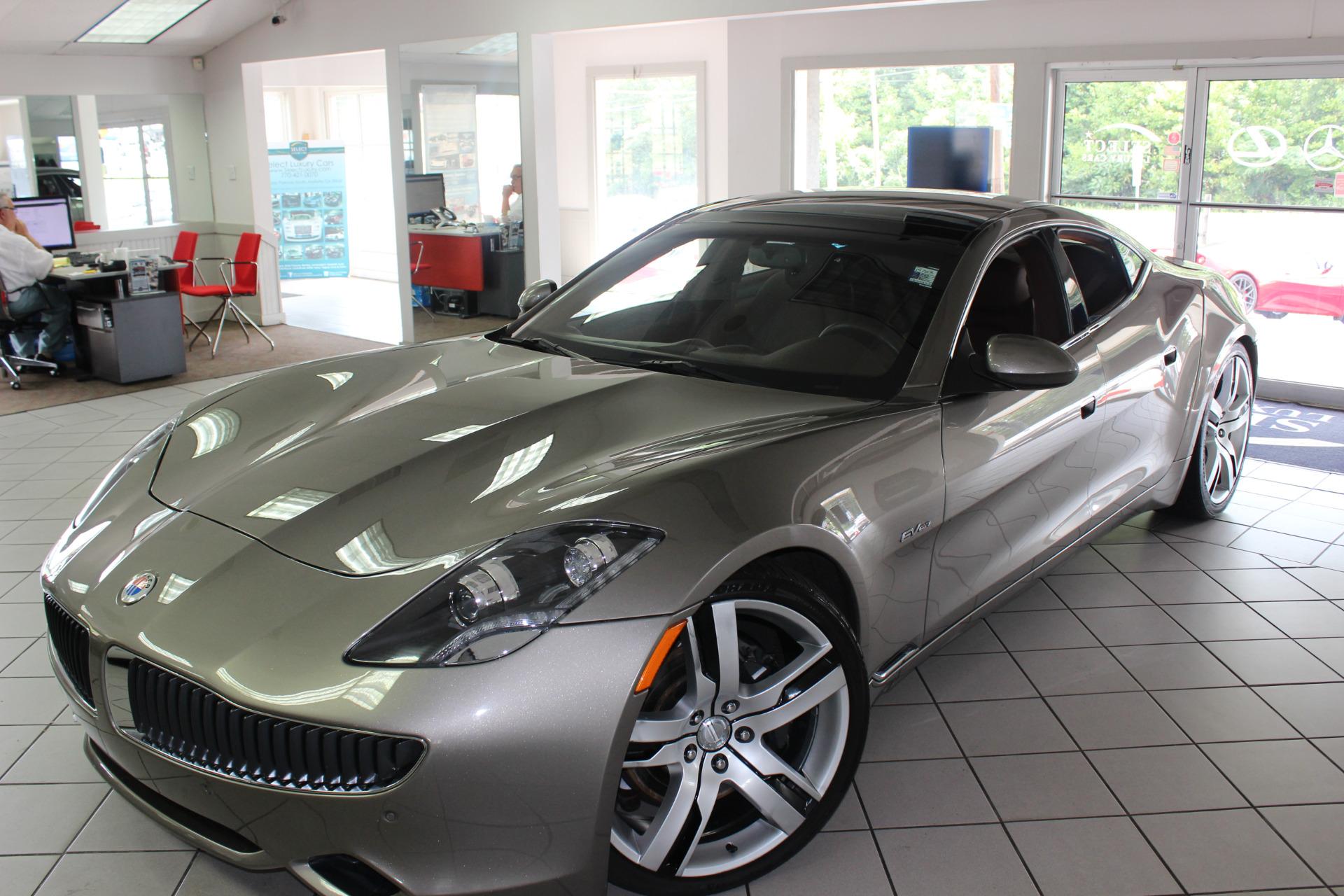 Marietta Luxury Motors >> Used 2012 Fisker Karma EcoSport | Marietta, GA