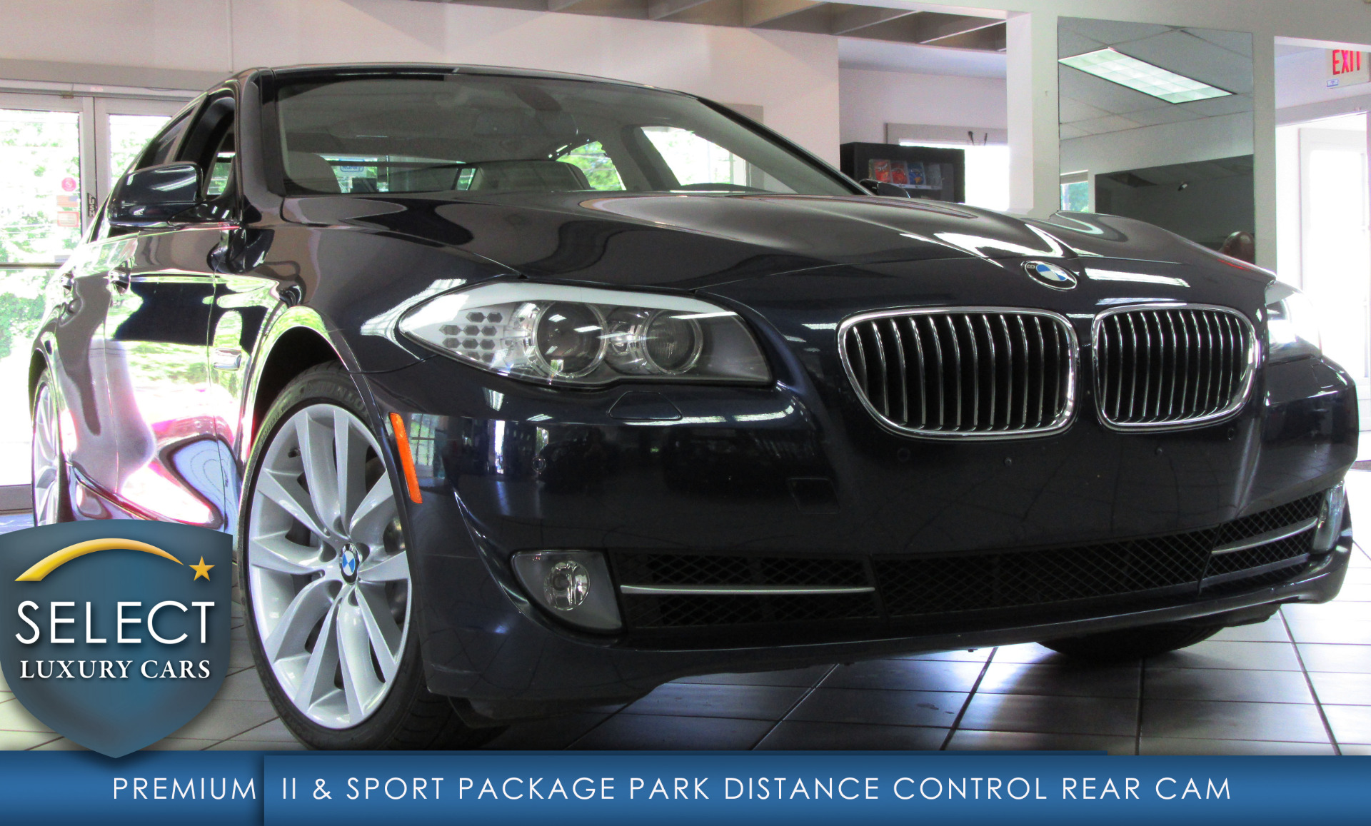 used 2011 bmw 5 series 535i marietta ga. Black Bedroom Furniture Sets. Home Design Ideas