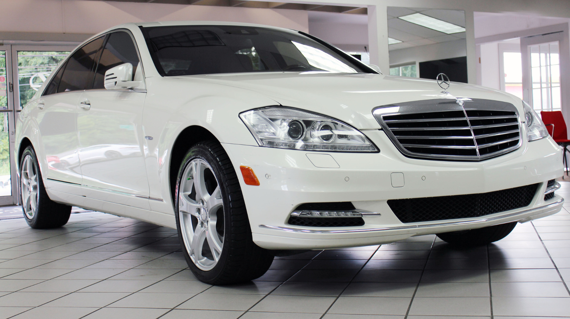 used 2012 mercedes benz s class s550 marietta ga. Black Bedroom Furniture Sets. Home Design Ideas