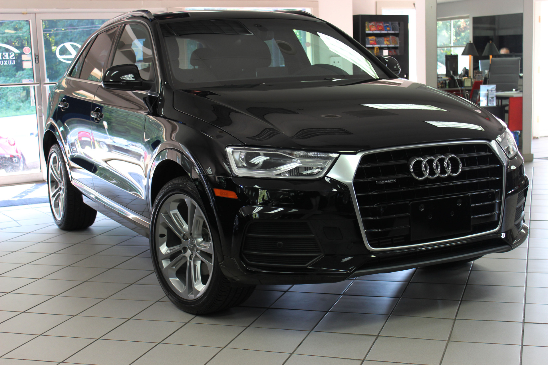 used 2016 audi q3 2 0t premium plus marietta ga. Black Bedroom Furniture Sets. Home Design Ideas