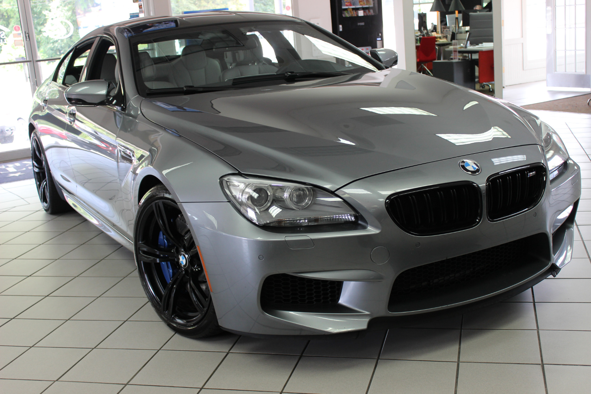 used 2014 bmw m6 gran coupe marietta ga. Black Bedroom Furniture Sets. Home Design Ideas