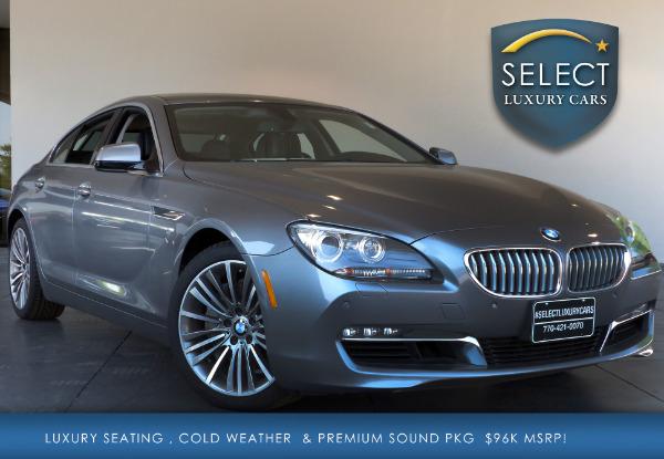 Used2013 BMW 6 Series-Marietta, GA