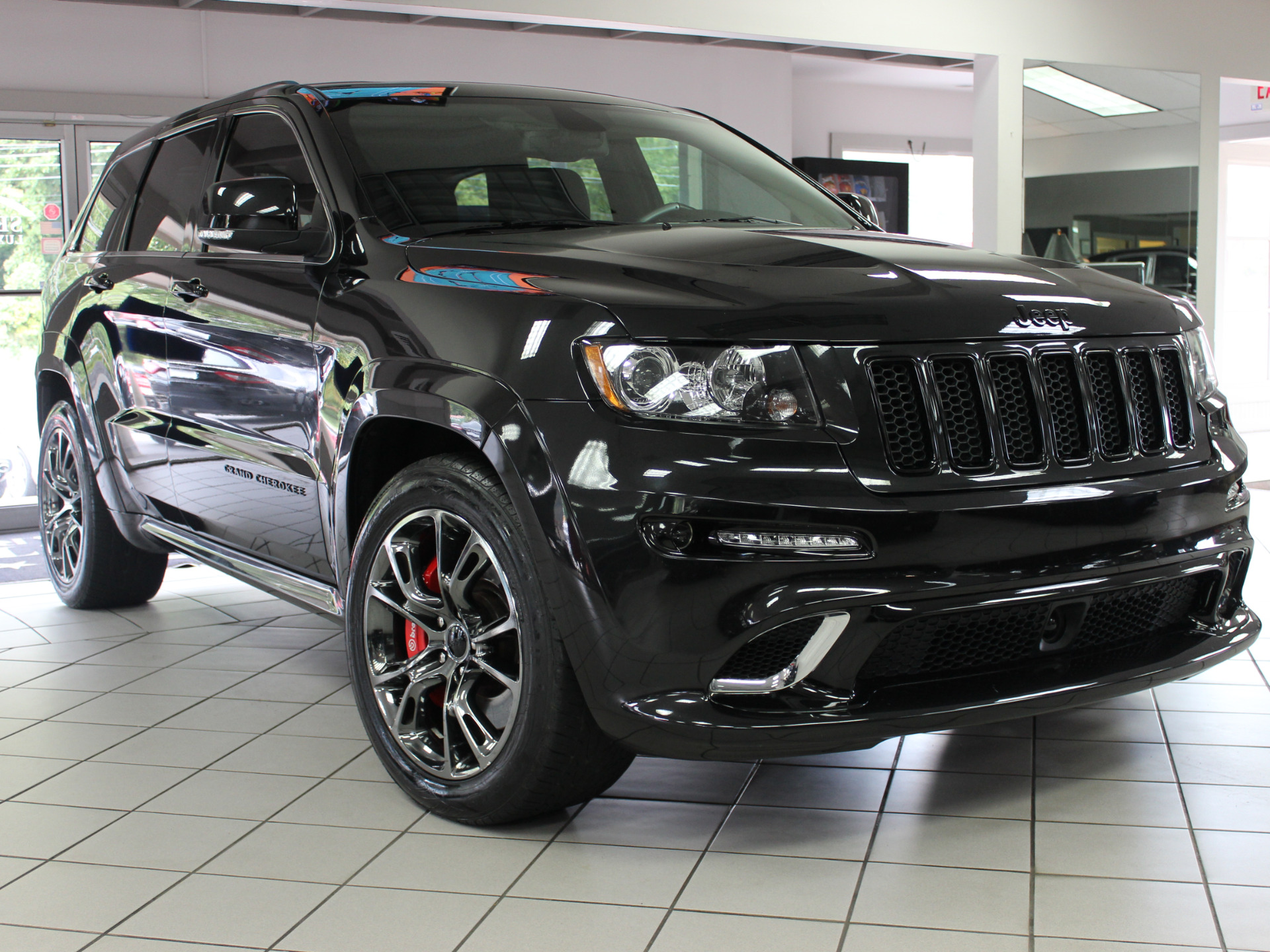 used 2013 jeep grand cherokee srt8 marietta ga. Black Bedroom Furniture Sets. Home Design Ideas