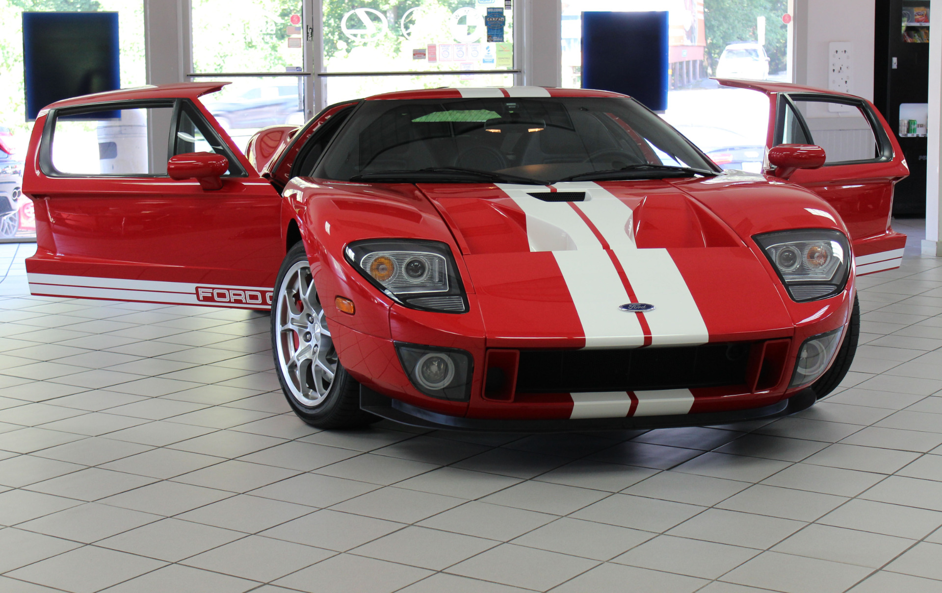 Used 2005 Ford GT
