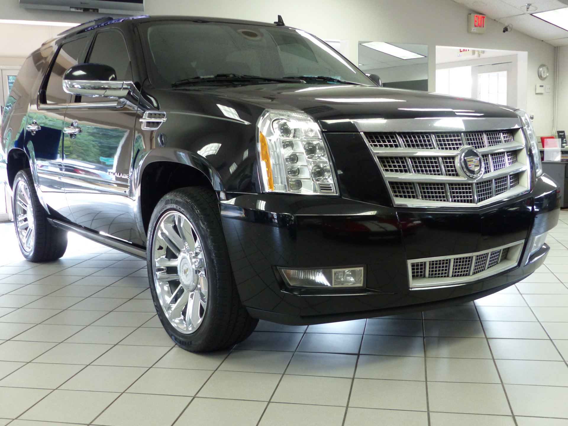 2012 Cadillac Escalade Platinum For Sale >> Used 2012 Cadillac Escalade Platinum Edition | Marietta, GA