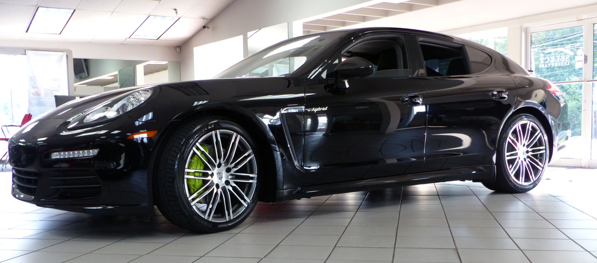 Used 2015 Porsche Panamera Hybrid S | Marietta, GA