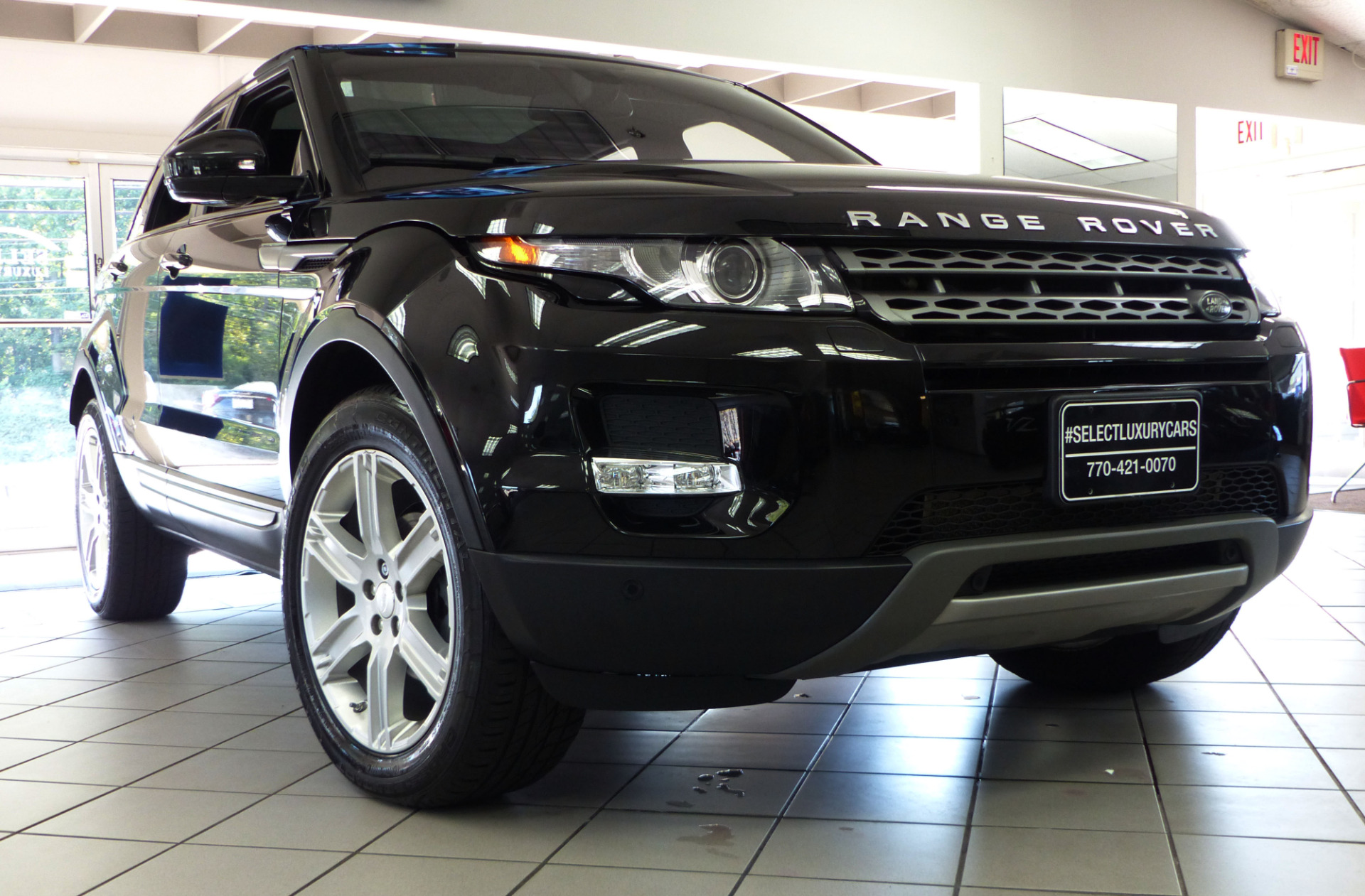 used 2015 land rover range rover evoque marietta ga. Black Bedroom Furniture Sets. Home Design Ideas