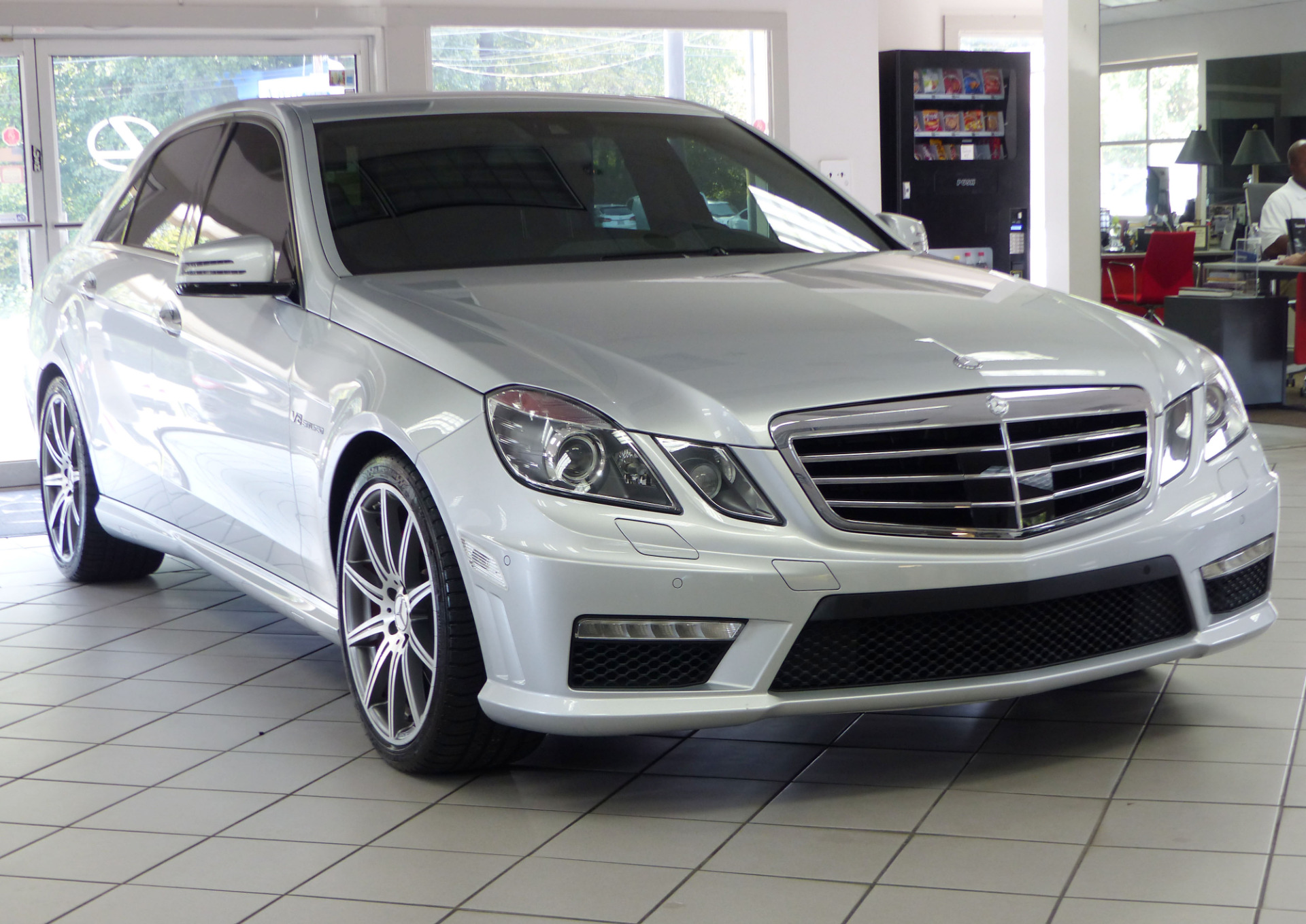 Used 2012 mercedes benz e class marietta ga for Mercedes benz marietta ga
