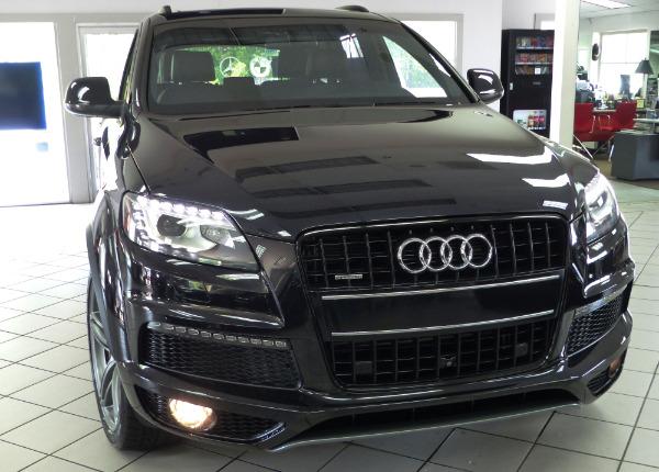 Used 2015 Audi Q7 3 0T S line Prestige | Marietta, GA